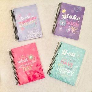 Inspirational journals (set of 4)